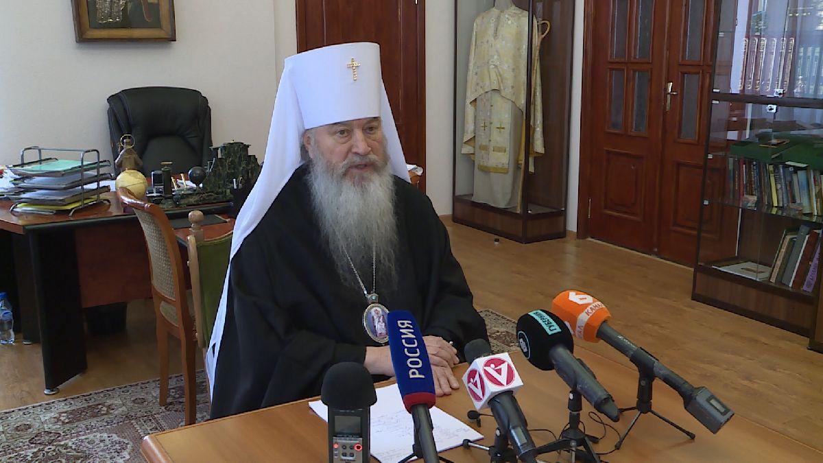 Владимирская епархия отказалась от участия в рабочей группе по созданию заповедника