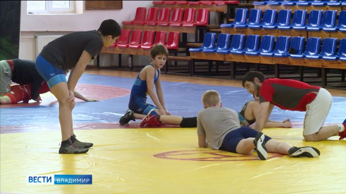 Владимирские борцы вернулись с победой с чемпионата России