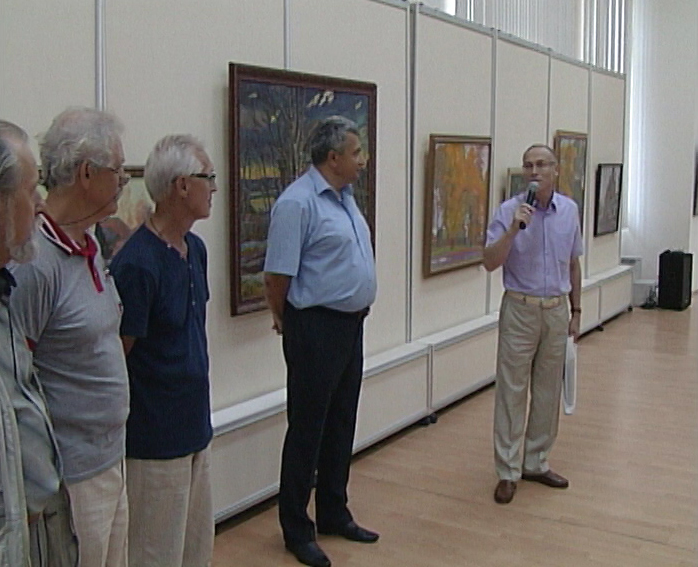 ВСочи открылась выставка русских живописцев