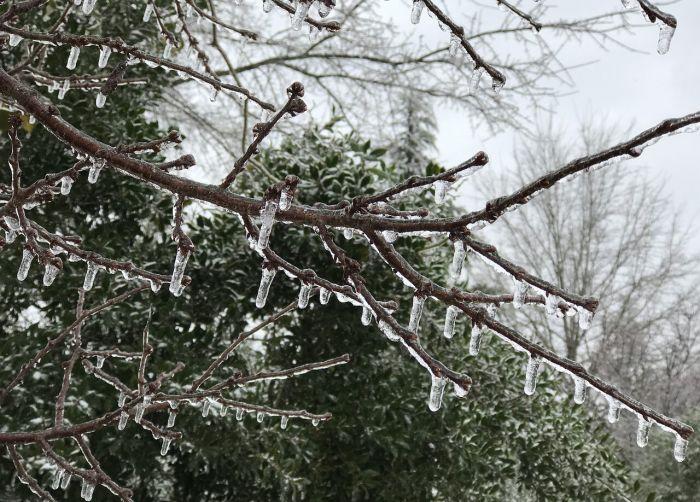 На Владимирскую область может обрушиться ледяной дождь