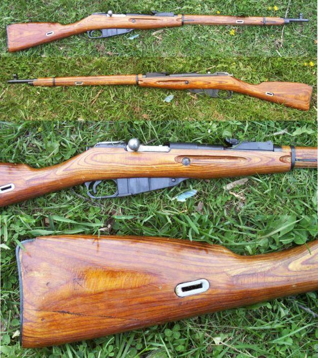 У жителя Владимирской области полицейские изъяли винтовку Мосина
