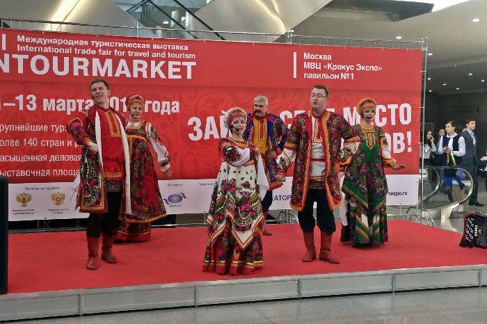 В столице состоялась международная выставка «Интурмаркет 2017»