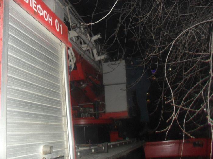 Владимирские пожарные спасли 5 человек, втом числе одного ребенка