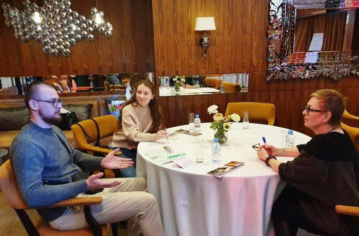 Во Владимире открылся медиативный ресторан