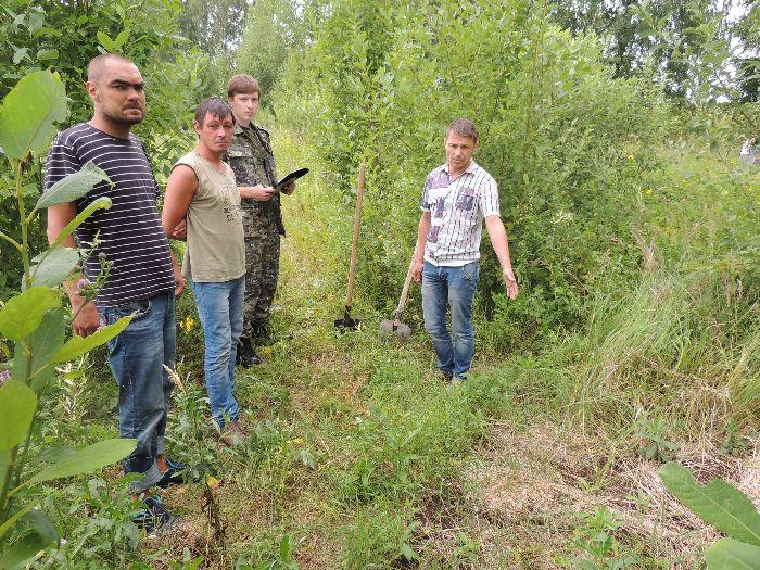 Владимирца оштрафовали запомощь всокрытии убийства