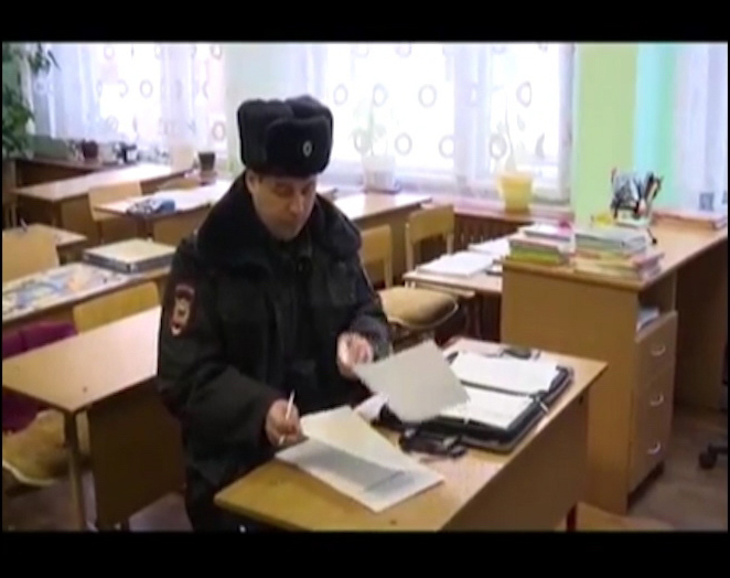 Муромскую школу наказали зане которые работали камеры