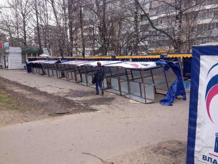 Ветер обесточил 5 районов Владимирской области