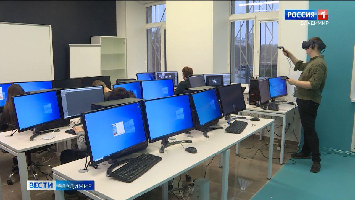 Инновационные мастерские откроются во Владимирском политехническом колледже