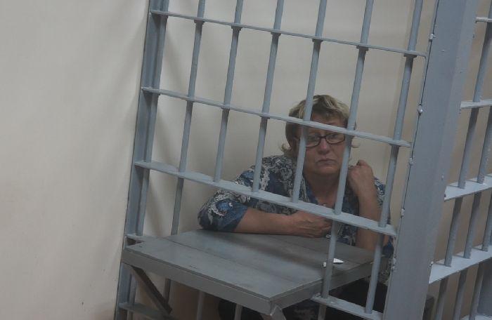 Осуждена еще одна участница группы «черных риелторов»