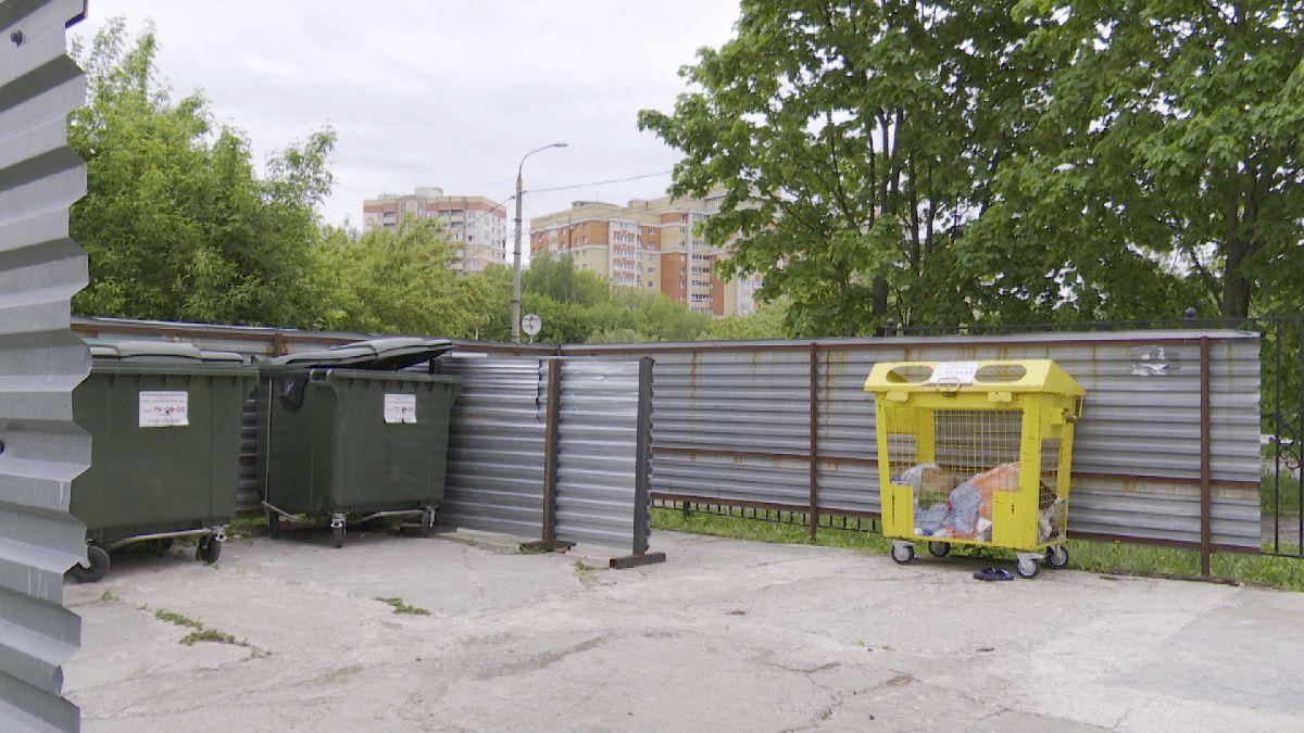 Во Владимире мусоросортировочная  станция отказывается принимать отходы