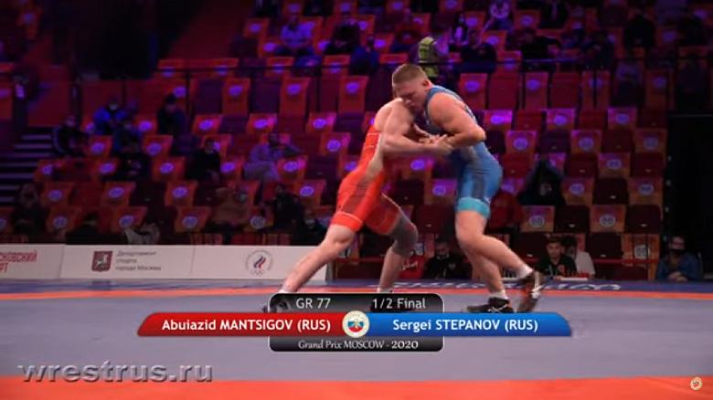 Владимирские борцы стали призёрами крупного международного турнира